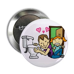 We Love To Potty Button