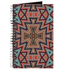 Aztec Tri-Cross Journal