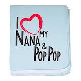 I love my nana and pop pop Cotton