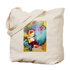Unique Afro art Tote Bag