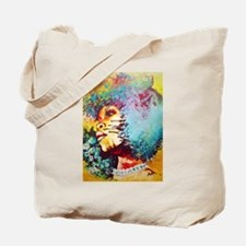 Cute Beauty Tote Bag