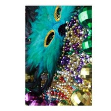Carnival Spirit Of Mardi Postcards (Package Of 8)