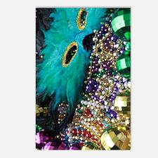Carnival Spirit Of Mardi Postcards (Package Of 8)