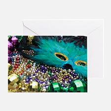 Carnival Spirit of Mardi Gras Greeting Cards