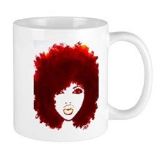 Cute Black queen Mug
