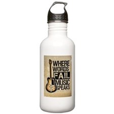 breaking point Water Bottle