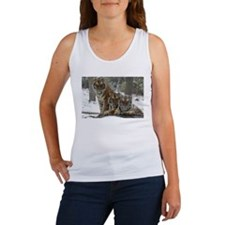 TIGER IN THE SNOW Tank Top
