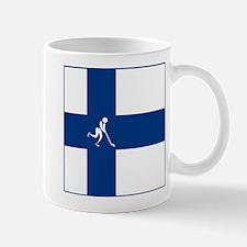 Team Ice Hockey Finland Mug
