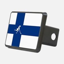 Team Ice Hockey Finland Hitch Cover