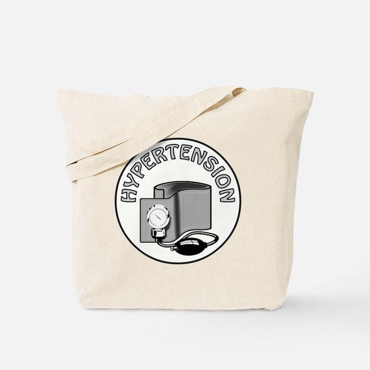 HYPERTENSION Tote Bag