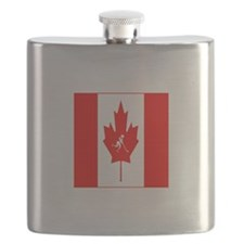 Team Ice Hockey Canada Flask