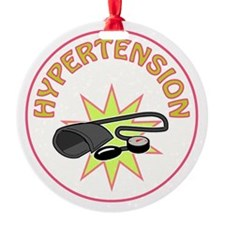HYPERTENSION Ornament