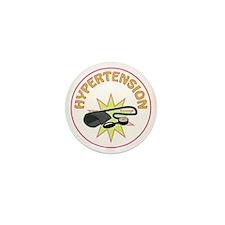 HYPERTENSION Mini Button (10 pack)