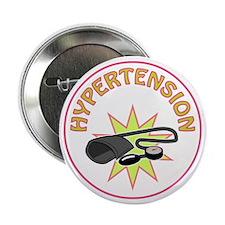 """HYPERTENSION 2.25"""" Button"""