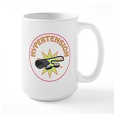 HYPERTENSION Mugs