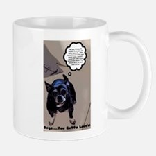 Unconditional Love Order DYGL Mugs