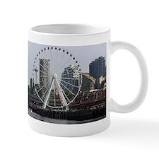 Seattle Big Wheel & Space Needle  Mug