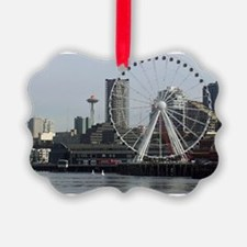 Seattle Space Needle & Seattle's  Ornament