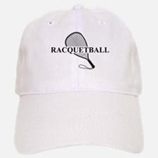 Racquetball Baseball Baseball Cap