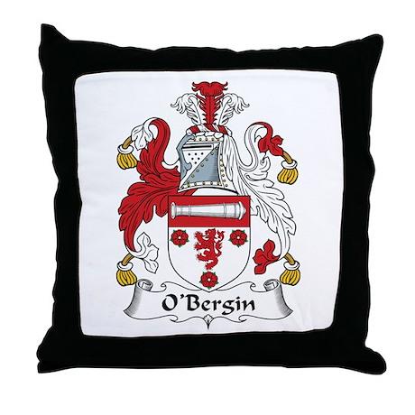O'Bergin Throw Pillow