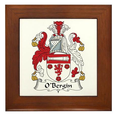 O'Bergin Framed Tile