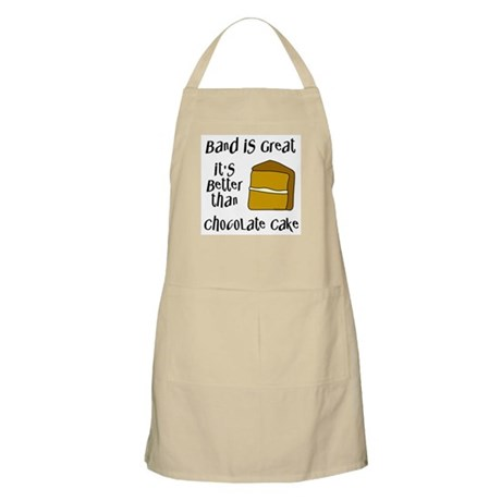 Band Is Great BBQ Apron
