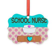 School Nurse 2 Ornament