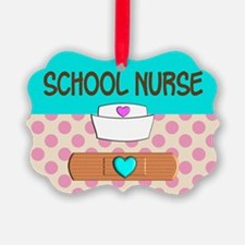 School Nurse 2 Ornament