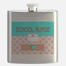 School Nurse 2 Flask
