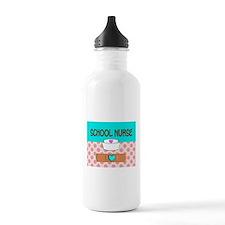 School Nurse 2 Water Bottle