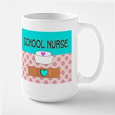 School Nurse 2 Mugs