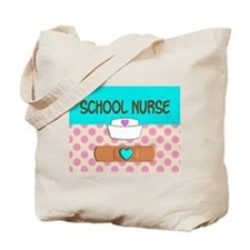 School Nurse 2 Tote Bag