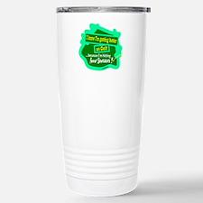 Better At Golf/Gerald Ford Travel Mug
