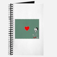 The Heart Of Kissing Journal