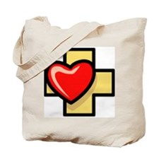 Love the Cross Tote Bag