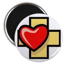 Love the Cross Magnet