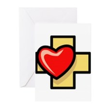 Love the Cross Greeting Cards (Pk of 10)