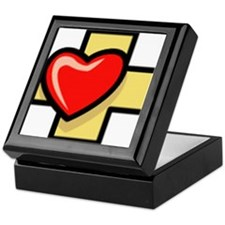 Love the Cross Keepsake Box