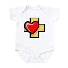 Love the Cross Infant Bodysuit