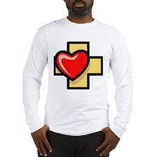 Love the Cross Long Sleeve T-Shirt