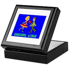 Digital Love Keepsake Box