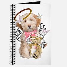 Tibetan Terrier Angel Baby Journal