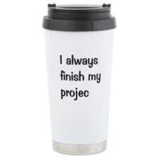 Cute Project Travel Mug