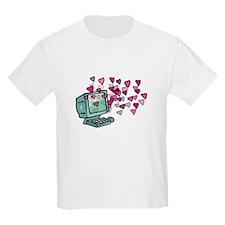 Virtual Love Kids T-Shirt