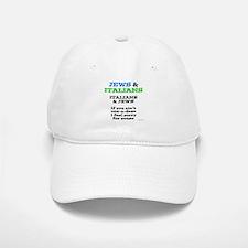 Jews and Italians Cap