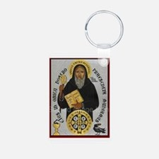 Saint Benedict Keychains