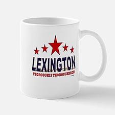 Lexington Thoroughly Thoroughbred Mug