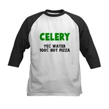 Celery 100% not pizza Tee