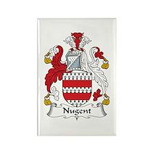 Nugent Rectangle Magnet