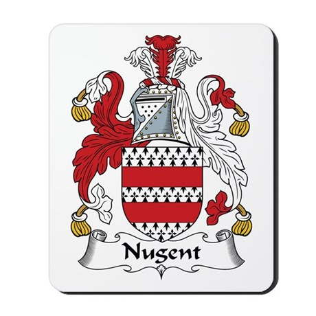 Nugent Mousepad